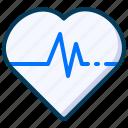 electrocardiogram, healthcare, healthy, heart beat, medical, pulse icon