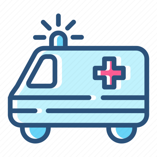 accident, ambulance, care, emergency, medical, rescue, transportation icon