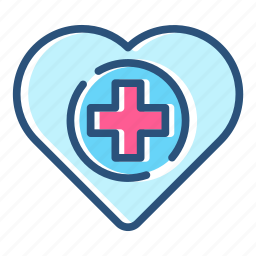 care, clinic, doctor, health, heart, medical, medicine icon