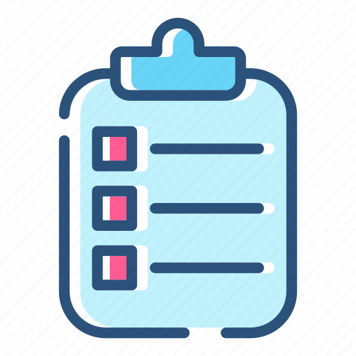 checklist, healthcare, hospital, medical, note, notice, treatment icon