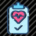 cardiogram, cardiology, electrocardiogram, health, healthy, heartbeat, medicine icon