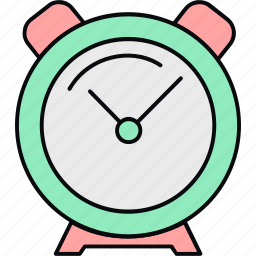 alarm, clock, schedule, time, timer icon