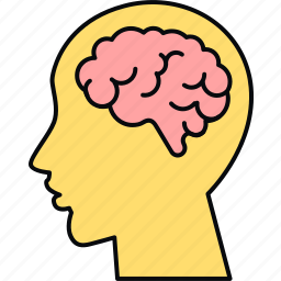 brain, health, human, medical icon