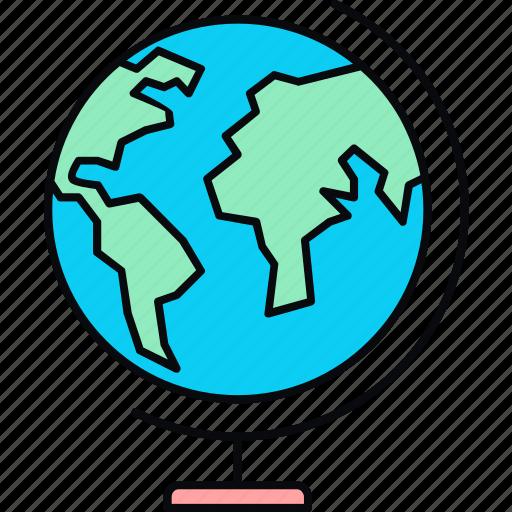 Globe, global, international, worldwide icon - Download on Iconfinder