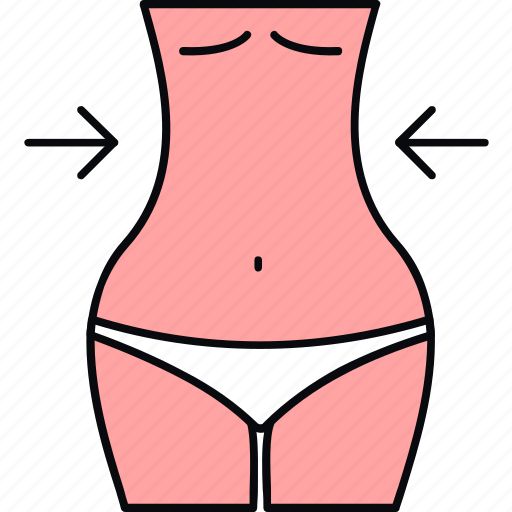 beauty, body, cosmetic, medical, shape, surgery icon