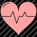 ecg, healthcare, heartbeat, medical, pulse, rate, beat