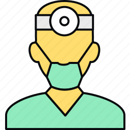 doctor, emergency, healthcare, medical, operation, practitioner, surgeon icon