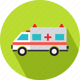 medical, medical van, transport, transportation, vehicle icon