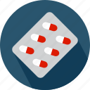 medical, pill, pills, pills strap icon