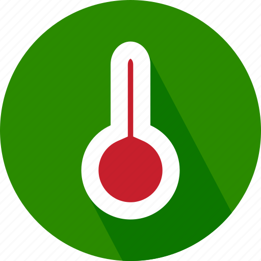 meter, thermometer icon