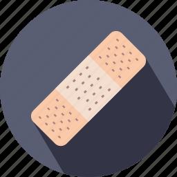 stitches, strap, sunny plast, wrap icon