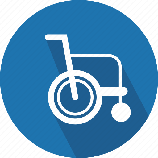 chair, chair for patients, patient, patient chair, wheel chair icon