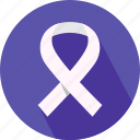 medical, medical ribbon, ribbon icon