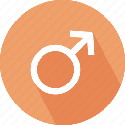 female, male, medical, sign icon