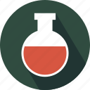lab, laboratory, medical bottle, test icon
