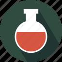 lab, laboratory, medical bottle, test icon