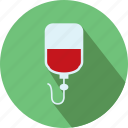 blood, blood bottle, bottle icon
