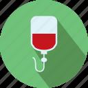 blood, blood bottle, bottle icon