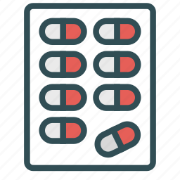 doctor, drugs, pills, prescription, tablet icon