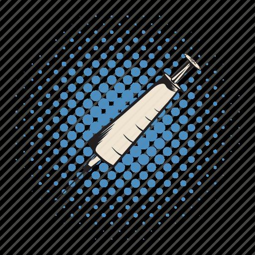 Drug, health, hospital, injection, medicine, needle, syringe icon - Download on Iconfinder