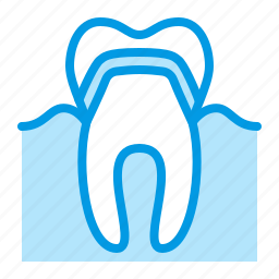 crown, dental, dentistry, medical, tooth icon
