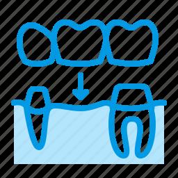 dental, dentistry, medical, teeth icon