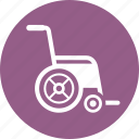 disability, handicap, wheelchair icon