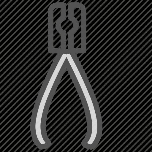 equipment, forceps, medical, tool icon