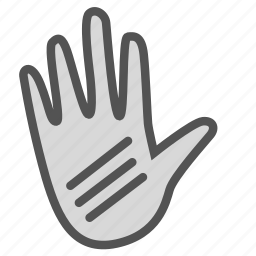 doctor, examination, hand, injury icon