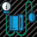 blood, gauge, medical, pressure, sphygmomanometer