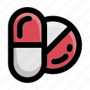 drug, health, medical, medication, medicine, pharmacy, pill icon
