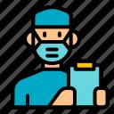 doctor, medical, hospital, medicine, healthcare, surgeon, uniform