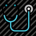 health, hospital, stethoscope, medical, medicine, doctor, equipment
