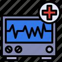 cardiogram, electrocardiogram, heart, medical, pulse