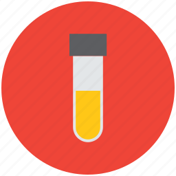 blood test, chemical, experiment, lab test, laboratory, test, test tube icon