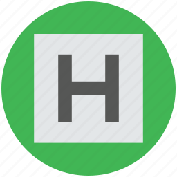 h, health, health sign, healthcare, healthy, hospital, vitamin icon