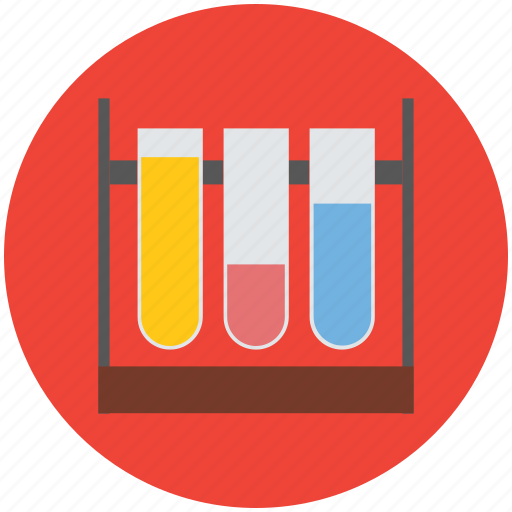 equipment, experiment, lab, laboratory, medical, test tubes, tubes icon