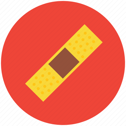 aid, bandage, bandaid, care, plaster icon