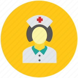 doctor, lady doctor, medical, medicine, midwife, nurse icon