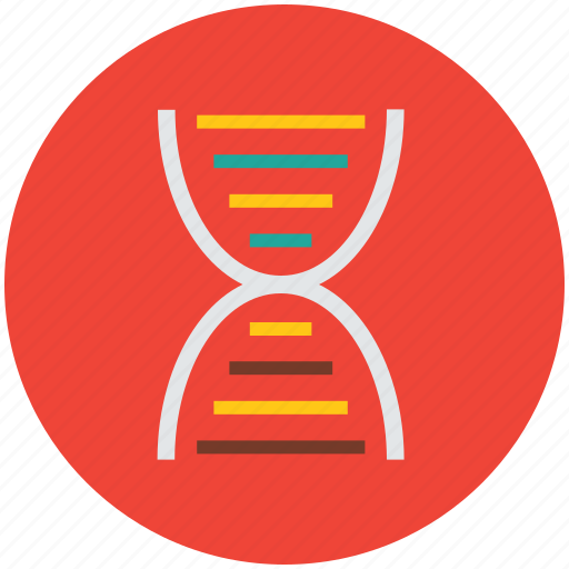 dna, healthcare, helix, hexagons cells, hourglass, medical icon