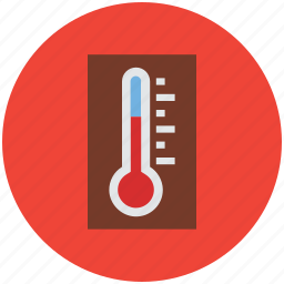 cold, hot, temperature, thermometer, thermometer tool icon