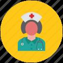 doctor, lady doctor, medical, medicine, midwife, nurse