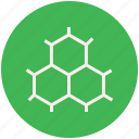 chain, compound, element, medicine, molecule icon