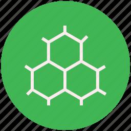 chain, compound, element, medicine, molecule icon