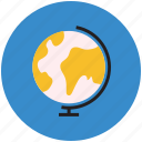 earth, global, globe, table globe, world, worldwide icon