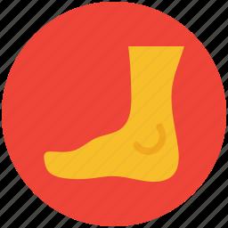 feet, foot steps, human, podiatric physician, podiatrist icon