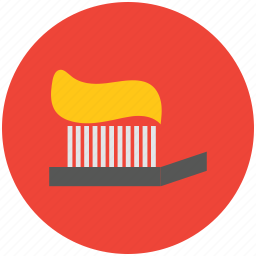 dental, dentist, hygiene, toothbrush, toothpaste icon