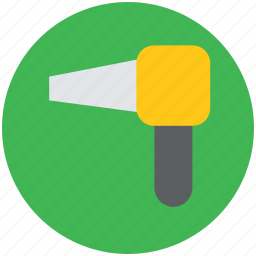 blow dryer, dryer, hair, hair accessory, tool icon