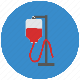 drip, infusion drip, iv, medical, saline, transfusion icon