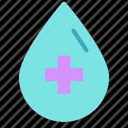 blood, cross, drop, healthcare, medical icon